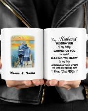 To My Husband DD012644MA Customize Name Mug ceramic-mug-lifestyle-24