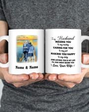 To My Husband DD012644MA Customize Name Mug ceramic-mug-lifestyle-34