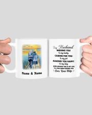 To My Husband DD012644MA Customize Name Mug ceramic-mug-lifestyle-41