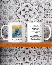 To My Husband DD012644MA Customize Name Mug ceramic-mug-lifestyle-47