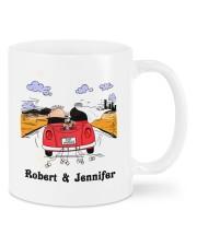 Love Story DD011410NA Customize Name Mug front