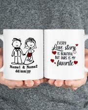 Love Story DD011303MA Customize Name Mug ceramic-mug-lifestyle-32