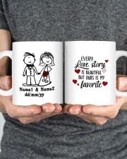Love Story DD011303MA Customize Name Mug ceramic-mug-lifestyle-34