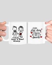 Love Story DD011303MA Customize Name Mug ceramic-mug-lifestyle-41