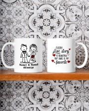 Love Story DD011303MA Customize Name Mug ceramic-mug-lifestyle-47