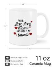 Love Story DD011303MA Customize Name Mug ceramic-mug-lifestyle-62