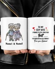From Your Husband DD011309MA Customize Name Mug ceramic-mug-lifestyle-24