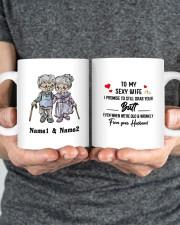 From Your Husband DD011309MA Customize Name Mug ceramic-mug-lifestyle-34