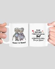 From Your Husband DD011309MA Customize Name Mug ceramic-mug-lifestyle-41