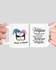 Penguins DD011618MA01 Customize Name Mug ceramic-mug-lifestyle-41