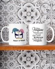 Penguins DD011618MA01 Customize Name Mug ceramic-mug-lifestyle-47