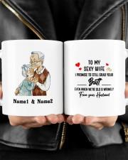From Your Husband DD011310MA Customize Name Mug ceramic-mug-lifestyle-24