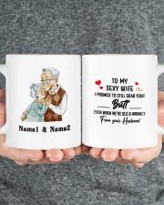 From Your Husband DD011310MA Customize Name Mug ceramic-mug-lifestyle-32
