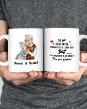 From Your Husband DD011310MA Customize Name Mug ceramic-mug-lifestyle-34