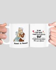 From Your Husband DD011310MA Customize Name Mug ceramic-mug-lifestyle-41
