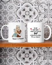 From Your Husband DD011310MA Customize Name Mug ceramic-mug-lifestyle-47