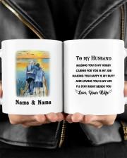 My Queen Forever DD012511MA Customize Name Mug ceramic-mug-lifestyle-24