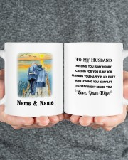 My Queen Forever DD012511MA Customize Name Mug ceramic-mug-lifestyle-32