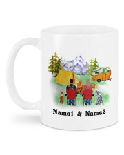 Camping Partners DD011106NA Customize Name Mug back