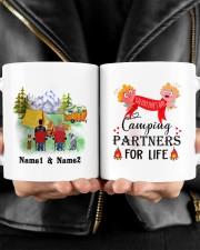 Camping Partners DD011106NA Customize Name Mug ceramic-mug-lifestyle-24