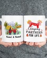 Camping Partners DD011106NA Customize Name Mug ceramic-mug-lifestyle-32