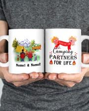 Camping Partners DD011106NA Customize Name Mug ceramic-mug-lifestyle-34