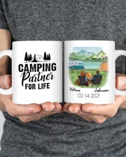 Campsite DD010510DH02 Mug Customize Name Mug ceramic-mug-lifestyle-34