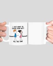 All The Time DD010902DH Customize Name Mug ceramic-mug-lifestyle-41