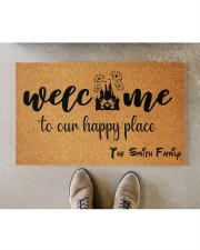 """To Our Happy Place DD123113MA Doormat 28"""" x 17"""" aos-doormat-28-x-17-lifestyle-front-04"""