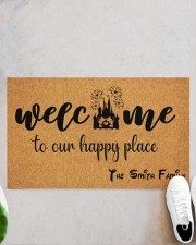 """To Our Happy Place DD123113MA Doormat 28"""" x 17"""" aos-doormat-28-x-17-lifestyle-front-06"""
