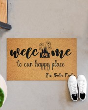 """To Our Happy Place DD123113MA Doormat 28"""" x 17"""" aos-doormat-28-x-17-lifestyle-front-07"""