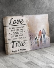 True Love DD010401MA Customize Name 24x16 Gallery Wrapped Canvas Prints aos-canvas-pgw-24x16-lifestyle-front-02