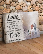 True Love DD010401MA Customize Name 24x16 Gallery Wrapped Canvas Prints aos-canvas-pgw-24x16-lifestyle-front-12