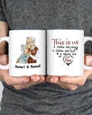 This Is Us DD011312MA Customize Name Mug ceramic-mug-lifestyle-34