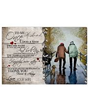 Once Upon A Time DD010406DH01 Customize Name Horizontal Poster tile