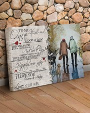 Once Upon A Time DD010406DH01 Customize Name 24x16 Gallery Wrapped Canvas Prints aos-canvas-pgw-24x16-lifestyle-front-12