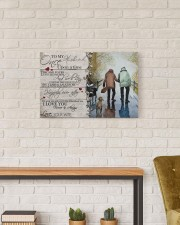 Once Upon A Time DD010406DH01 Customize Name 24x16 Gallery Wrapped Canvas Prints aos-canvas-pgw-24x16-lifestyle-front-17