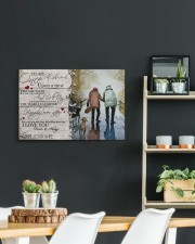 Once Upon A Time DD010406DH01 Customize Name 24x16 Gallery Wrapped Canvas Prints aos-canvas-pgw-24x16-lifestyle-front-19