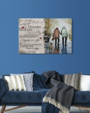Once Upon A Time DD010406DH01 Customize Name 24x16 Gallery Wrapped Canvas Prints aos-canvas-pgw-24x16-lifestyle-front-21