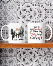 Lets Go Camping DD011105NA Customize Name Mug ceramic-mug-lifestyle-47