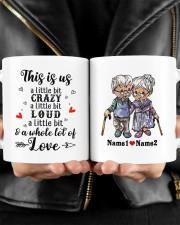 I Love You DD011541NA Customize Name Mug ceramic-mug-lifestyle-24