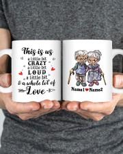I Love You DD011541NA Customize Name Mug ceramic-mug-lifestyle-34