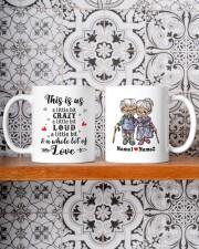 I Love You DD011541NA Customize Name Mug ceramic-mug-lifestyle-47