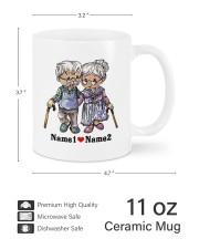 I Love You DD011541NA Customize Name Mug ceramic-mug-lifestyle-62