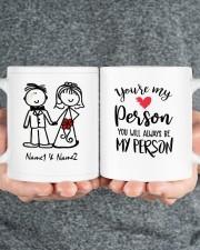 You Are My Person DD011419HDCustomize Name Mug ceramic-mug-lifestyle-32