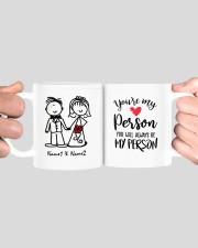 You Are My Person DD011419HDCustomize Name Mug ceramic-mug-lifestyle-41