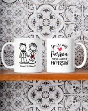 You Are My Person DD011419HDCustomize Name Mug ceramic-mug-lifestyle-47