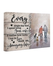 Amazing Life DD010403 24x16 Gallery Wrapped Canvas Prints front