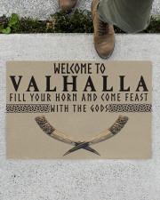 "Valhalla DD01041NA Doormat 34"" x 23"" aos-doormat-34-x-23-lifestyle-front-01"
