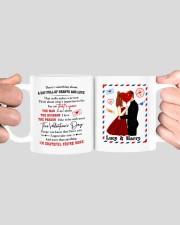 Hearts And Love DD010905DH Customize Name Mug ceramic-mug-lifestyle-41